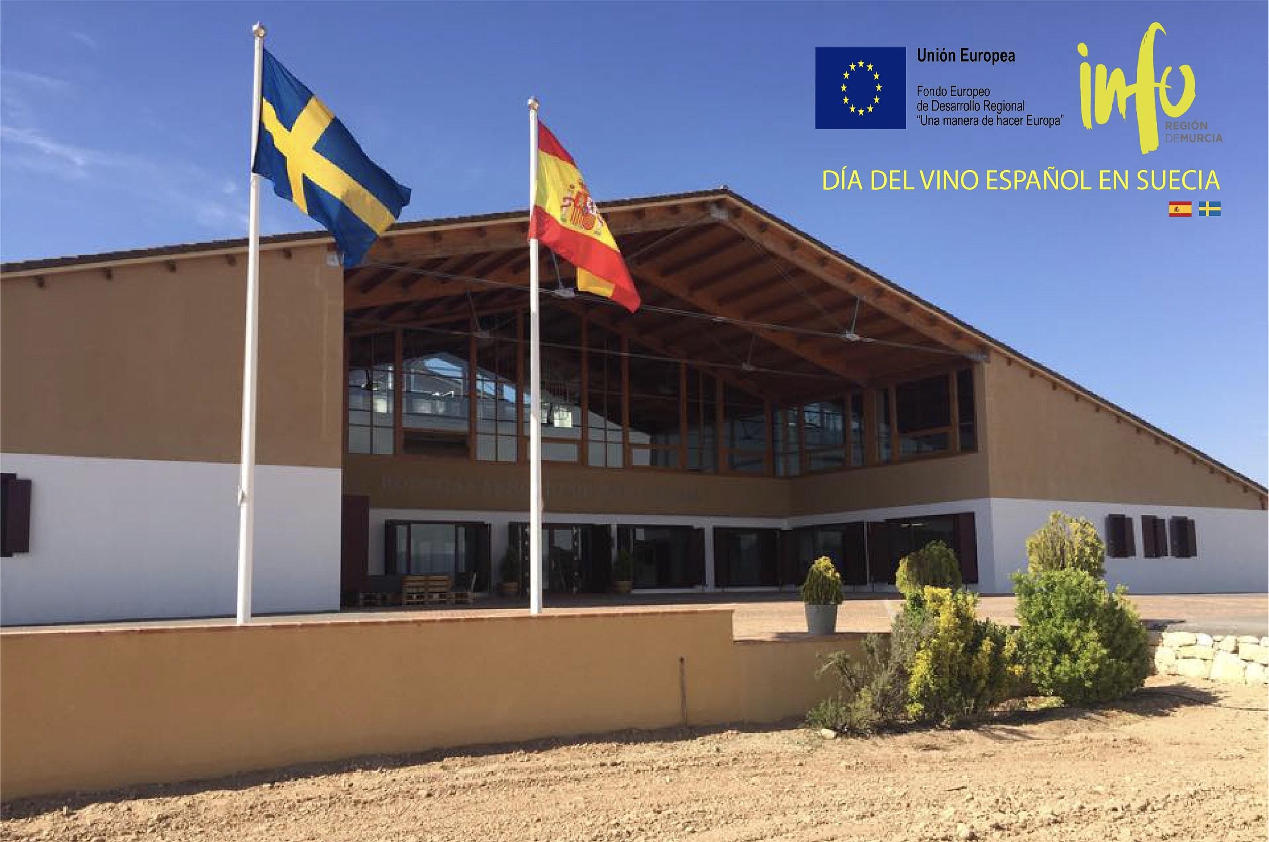 Día del vino español en Suecia