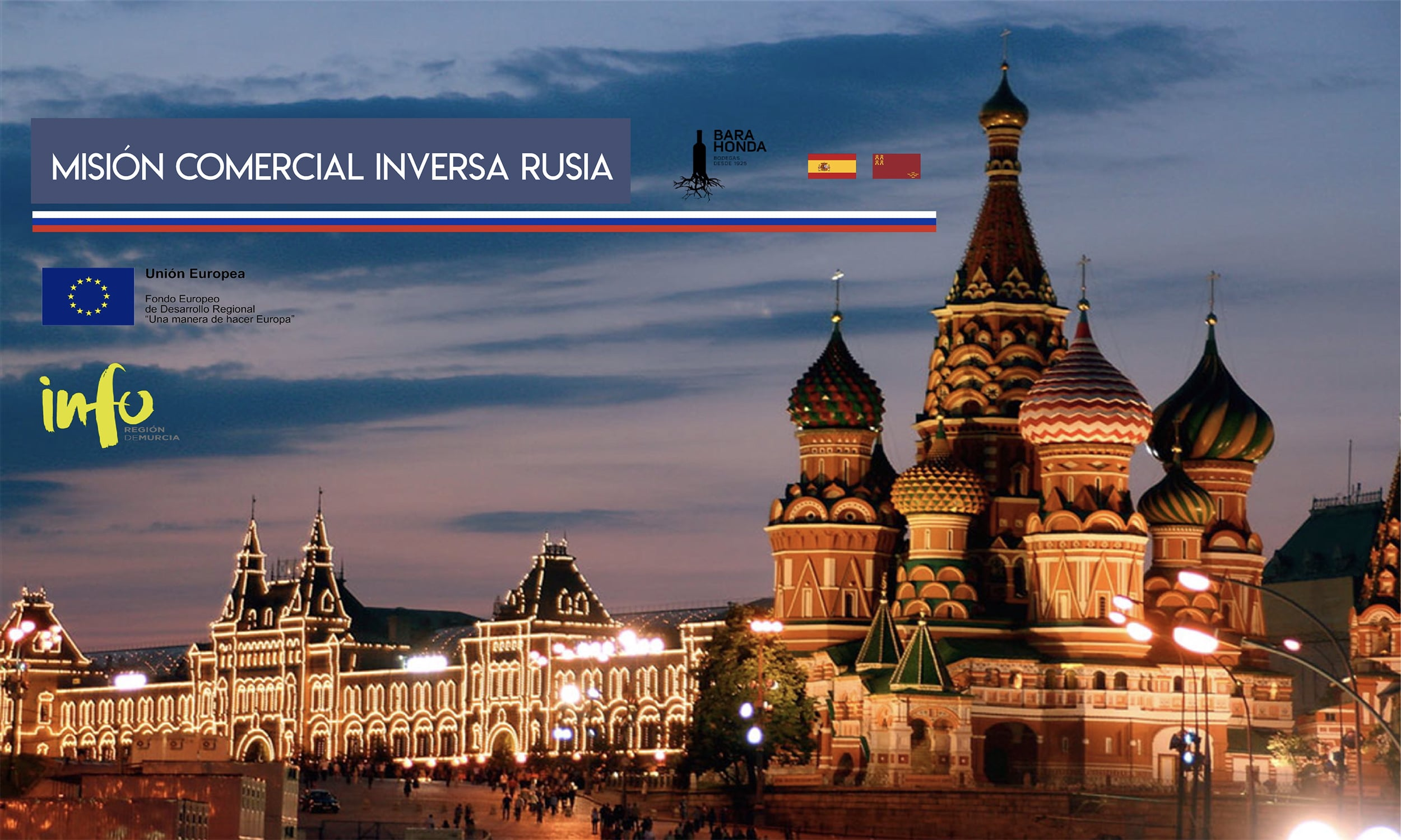 Misión Comercial Rusia Inversa