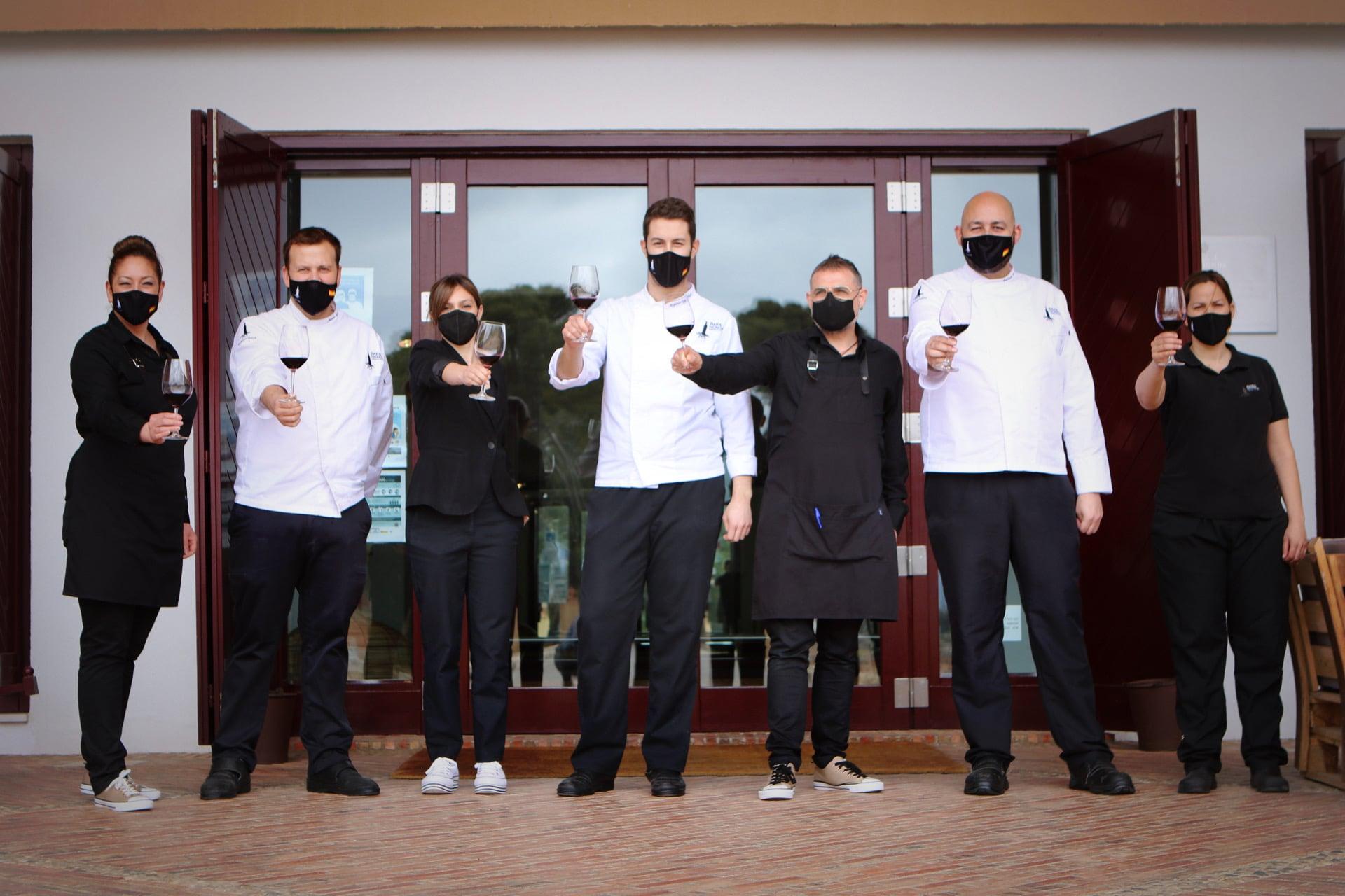 Restaurante Barahonda renueva el Sol de la Guía Repsol por sexto año consecutivo